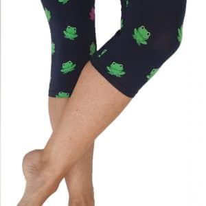 Leggings 3/4 Frog