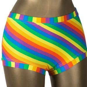 Full Brief Rainbow NZ Made Underwear